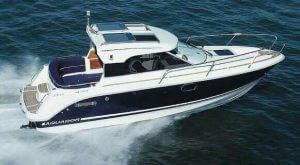 Аренда яхты Aquador 23 HT в Сочи