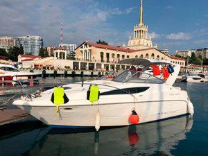 Аренда яхты Bayliner Ciera 2855 Majorka в Сочи