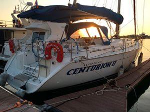Яхта Centurion 2 в Сочи