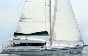 Яхта Dufour Atoll 50 в Сочи