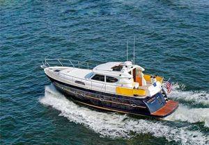 Яхта Elling E4 в Сочи