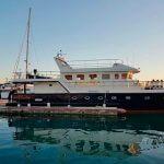 Прокат яхты Linssen Kasatka