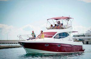 Аренда яхты Starfisher 34 Лагуна в Сочи
