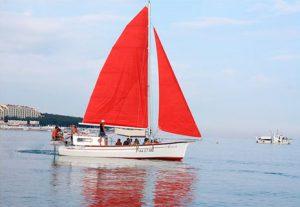 Аренда яхты Анапа 30 Ассоль в Сочи