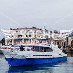Прокат яхты Теплоход типа «Радуга»