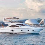 Прокат яхты Sunseeker 50