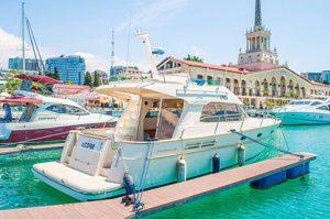 Яхта ACM Excellence 38 в Сочи