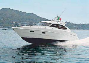 Аренда моторной яхты Sealine 39 в Сочи