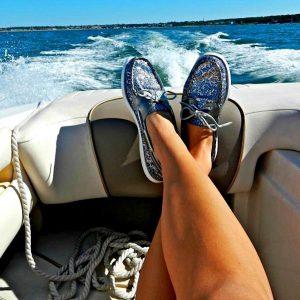 Обувь для яхты
