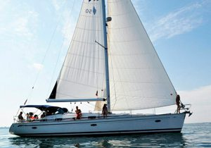 Яхта Bavaria 40 в Сочи