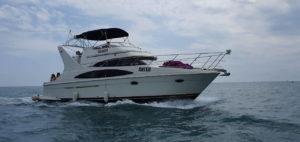 Яхта Carver 420 Mariner в Сочи