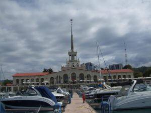 Расходы на содержание яхты в Сочи