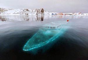 Яхта призрак
