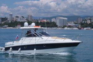 Яхта Cranchi Pelican 32 в Сочи