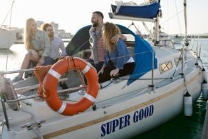Яхта Super good в Сочи