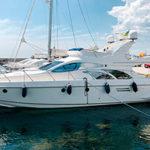 Прокат яхты Azimut 50