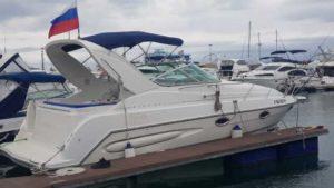 Яхта Maxum 2800 в Сочи