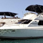 Прокат яхты Silverton 32