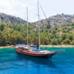 Прокат яхты Gulet