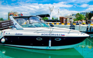 Яхта Bayliner 270 в Сочи