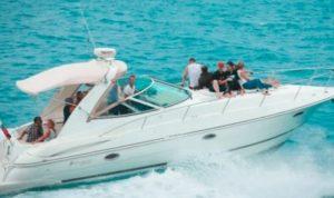 Яхта Cruisers 36 в Сочи