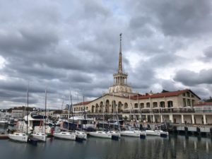 Яхт-клубы в Сочи