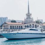 Прокат яхты Leopard 82