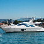 Прокат яхты Azimut 55
