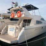 Прокат яхты Gulf Craft 47
