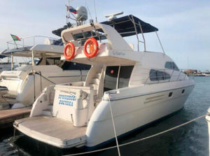 Яхта Gulf Craft Ambassador 47 в Сочи