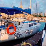 Прокат яхты Moon Marine