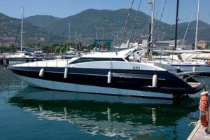 Яхта San Lorenzo 54 в Адлере