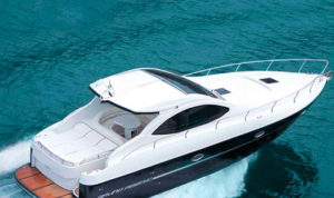 Яхта Bruno Abbate Primatist G41.2 в Адлере