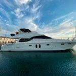 Прокат яхты Rodman 64
