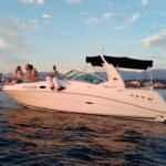 Прокат яхты Sea Ray 315 Sundancer