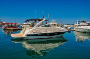 Яхта Doral 38 Eligante в Сочи