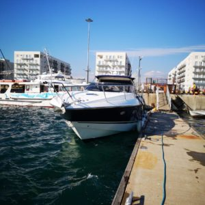 Яхта Sunseeker Camargue 50 в Адлере