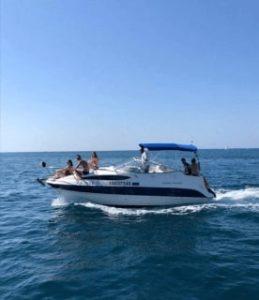Яхта Bayliner 245 в Сочи