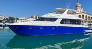 Яхта Carver 570 в Сочи