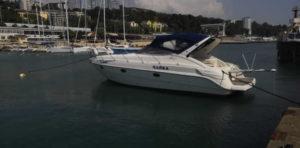Яхта Cranchi 34 Zaffiro в Сочи