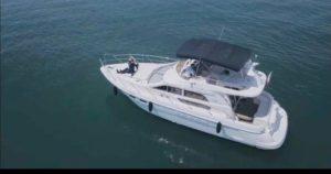 Яхта Sealine 42 в Сочи