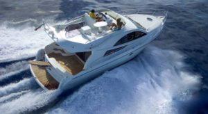 Яхта Rodman 38 FLy в Сочи