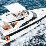 Прокат яхты Sealine f43