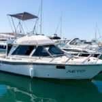 Прокат яхты Yamaha R20