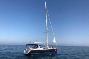 Яхта Beneteau Oceanis 50 в Сочи