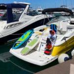 Прокат яхты Regal 2100