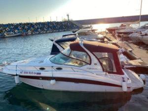 Яхта Sea Ray 355 Sundancer в Адлере